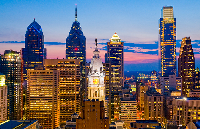 As the only American city to be named a World Heritage City, Philadelphia has endless sights to see and is the perfect place to spend your summer.